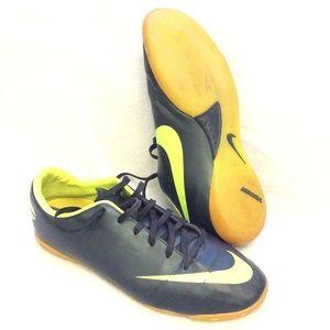 Nike Jr. Mercurial indoor/court soccer shoes